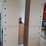 KRL commande sur mesure : arche en carton